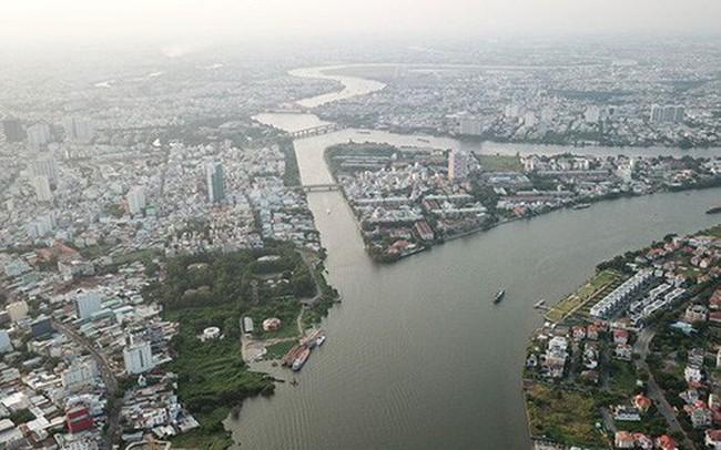 Yêu cầu xử lý thông tin Tp.HCM lãng phí quỹ đất vàng ven sông
