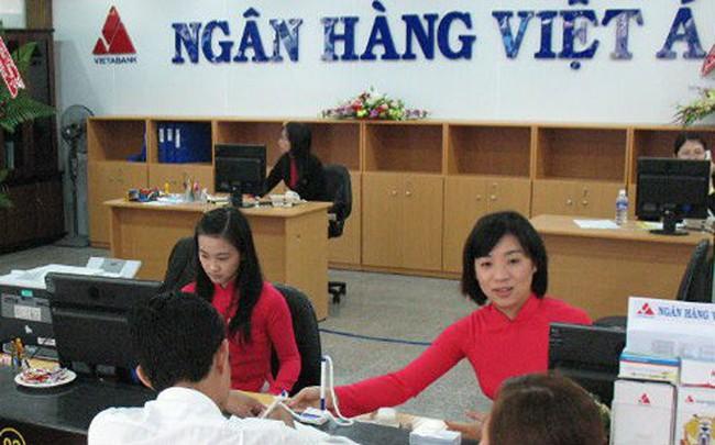 VietABank: Tài sản và lợi nhuận sụt giảm mạnh quý I/2019