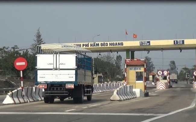 Bộ Công an điều tra việc thu phí BOT hầm Đèo Ngang