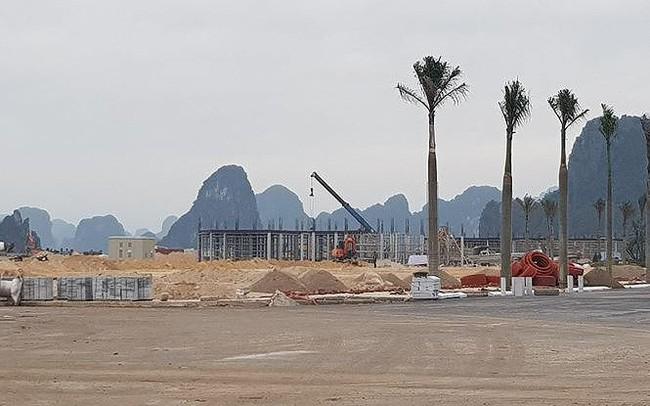 Hơn 50% dự án ở Vân Đồn 'ngâm đất' chậm tiến độ