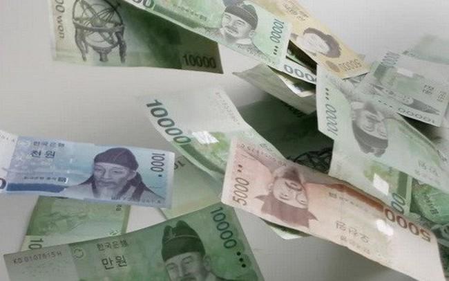 Nhà đầu tư rút tiền, nhiều đồng tiền châu Á sụt giá - ảnh 1