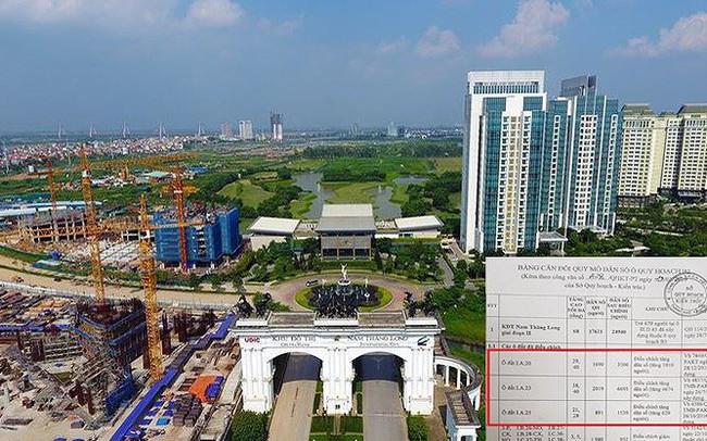 Nhiều ý kiến xung quanh việc điều chỉnh đô thị kiểu mẫu Hà Nội