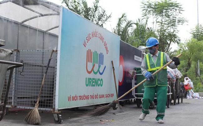 """""""Nhà chờ"""" dành riêng cho xe rác xuất hiện trên nhiều tuyến phố Hà Nội"""