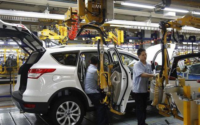 Trung Quốc mạnh tay phạt hãng xe liên doanh Mỹ