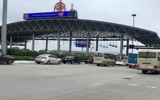 Vì sao trạm BOT Pháp Vân - Cầu Giẽ bị yêu cầu dừng thu phí?
