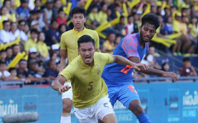 Thái Lan bạc nhược, thua tiếp Ấn Độ và xếp cuối King's Cup 2019