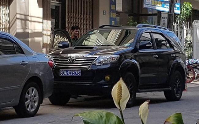 [Nóng] Bộ Công an khám xét nhà riêng của ông Trương Duy Nhất