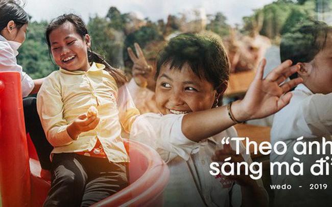 """""""Theo ánh sáng mà đi"""" - Câu chuyện đẹp về cách mà Samsung đã hiện thực hoá một chiến dịch cho cộng đồng"""