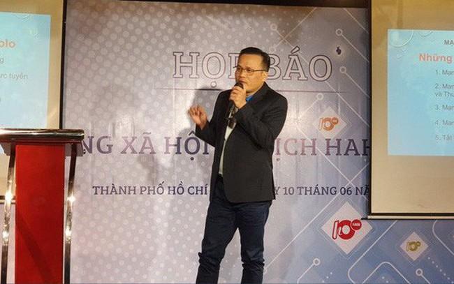 Mạng xã hội Việt Nam muốn đạt 2 tỷ thành viên, niêm yết sàn chứng khoán NASDAQ