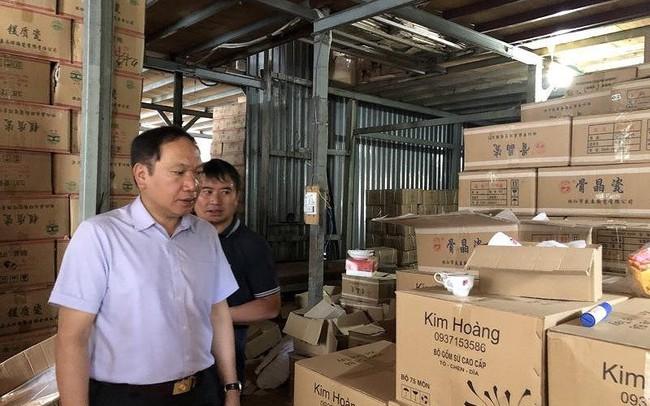 Nóng: 18 kho hàng tại TP.HCM nghi chứa hàng lậu, hàng cấm - ảnh 1