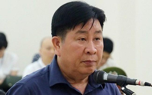 VKS đề nghị bác kháng cáo xin đặc ân hưởng án treo của cựu Thứ trưởng Bộ CA Bùi Văn Thành - ảnh 1