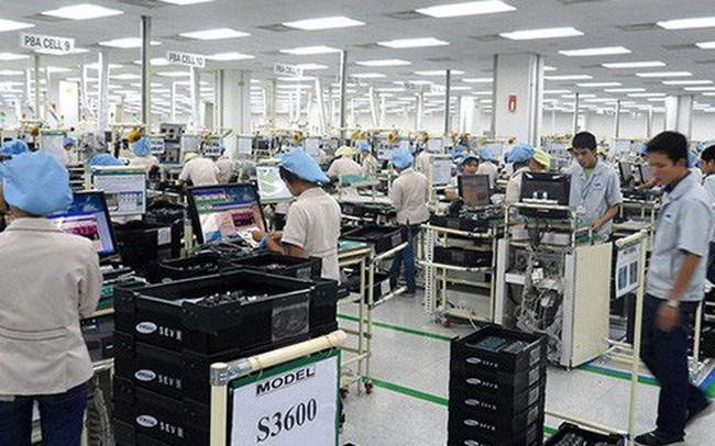 Doanh thu công nghiệp ICT giảm tốc do xuất khẩu vào Trung Quốc suy giảm - ảnh 1