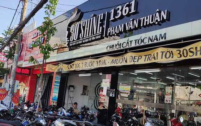 """Chuỗi """"cắt tóc công nghệ"""" 30Shine đặt mục tiêu chạm mốc 80 cửa hàng trong hè này"""