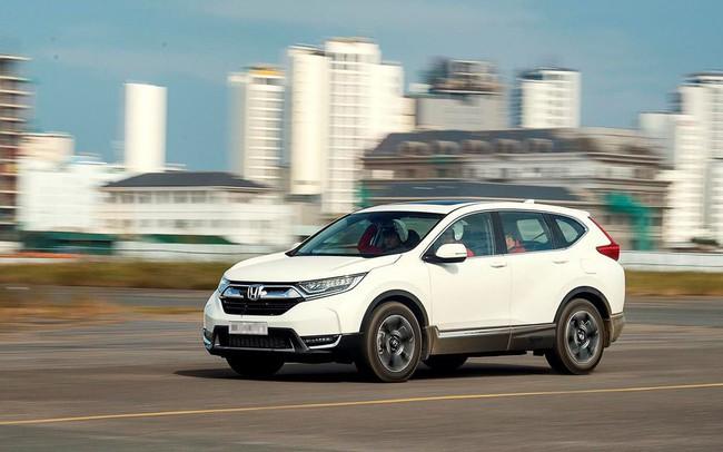 Vụ xe CR-V 2019 cứng chân phanh, Honda Việt Nam nói gì?