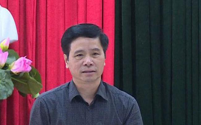 Hà Nội cách tất cả các chức vụ trong Đảng đối với Bí thư huyện ủy Phúc Thọ