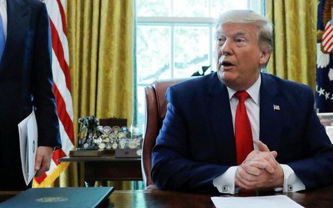 """Ông Trump phát biểu """"nước đôi"""" trước cuộc gặp ông Tập"""