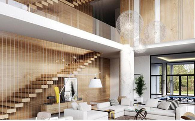 Những phòng khách sang trọng với cách thiết kế, trang trí độc đáo