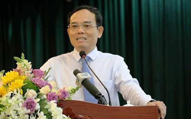 Ông Trần Lưu Quang kiêm thêm chức vụ mới