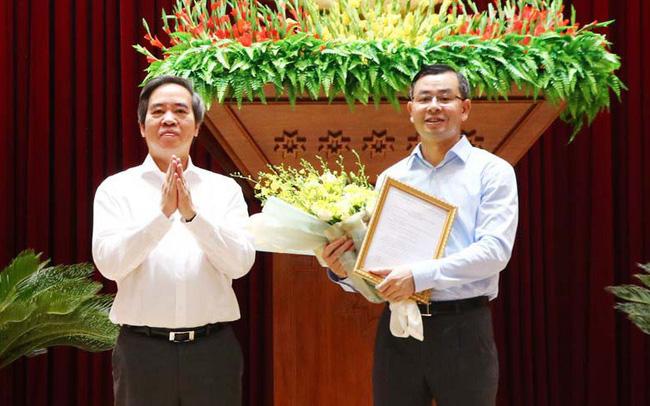 Ông Ngô Văn Tuấn được bổ nhiệm làm Phó Bí thư Tỉnh ủy Hòa Bình