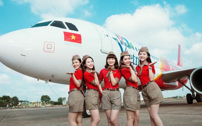 """Lấn sân thương mại điện tử, Vietjet Air tham vọng chinh phục """"kho báu"""" trị giá 30 tỷ USD mà nhiều hãng hàng không đang bỏ lỡ?"""