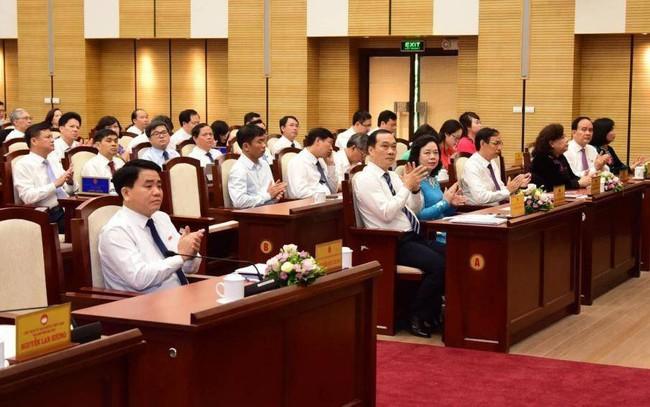 HĐND Hà Nội xem xét bãi nhiệm tư cách đại biểu cựu Bí thư Huyện ủy Phúc Thọ