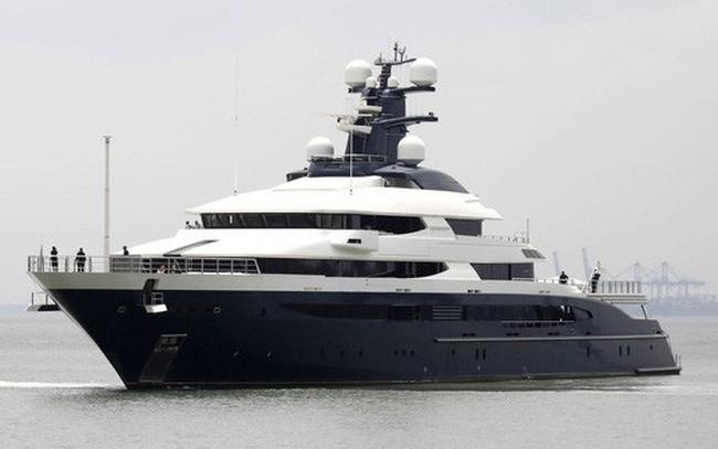 Siêu du thuyền liên quan vụ 1MDB được cho thuê giá 1,2 triệu USD/tuần