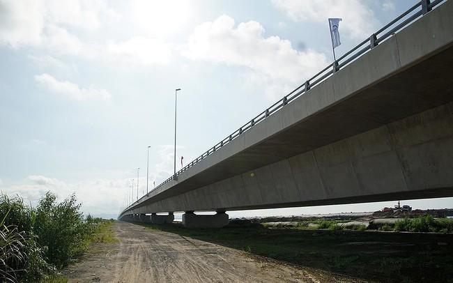 Cây cầu vượt biển dài nhất Việt Nam bị kiểm toán chỉ ra nhiều sai sót