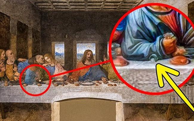5 bí mật cực ít người biết ẩn sau những bức họa của thiên tài Leonardo da Vinci