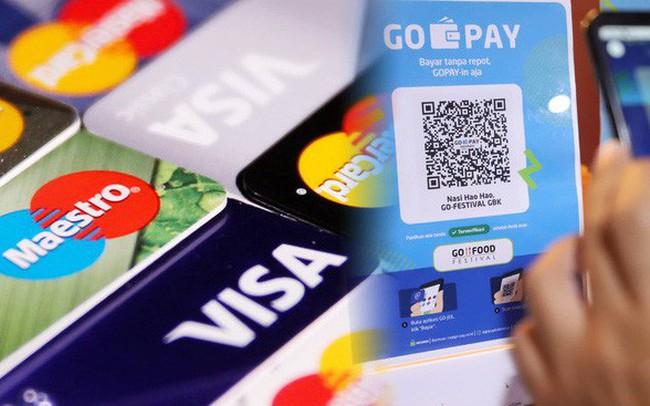 Cuộc chiến giữa thẻ tín dụng với các siêu ứng dụng ở châu Á: Vì sao Visa và MasterCard lép vế, còn GrabPay và Alipay thắng thế? - ảnh 1