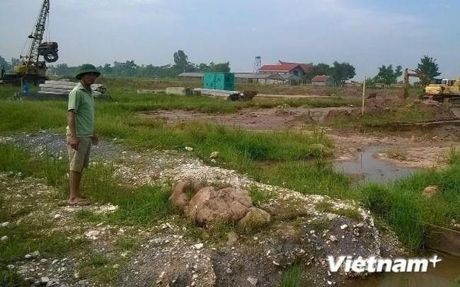 """Nóng vấn đề """"dự án ma"""" trên địa bàn tỉnh Bà Rịa-Vũng Tàu"""