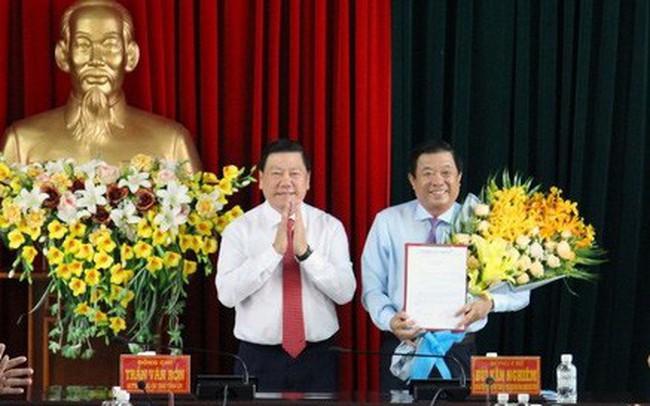 Vĩnh Long có Phó Bí thư Tỉnh ủy mới