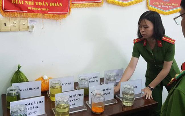 Tạm giữ Chủ tịch HĐQT công ty cung cấp dung môi, hóa chất cho đại gia xăng dầu Trịnh Sướng - ảnh 1