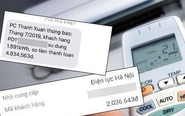 Người dân Hà Nội kêu trời vì hoá đơn tiền điện tháng vừa qua tăng gấp đôi: Công ty điện lực lý giải nguyên nhân - ảnh 1