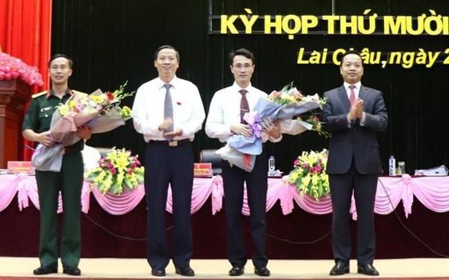 Lai Châu có tân Phó Chủ tịch UBND tỉnh