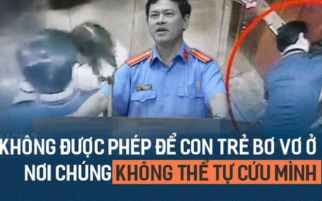 Kết luận giám định bổ sung vụ ông Nguyễn Hữu Linh sàm sỡ bé gái trong thang máy