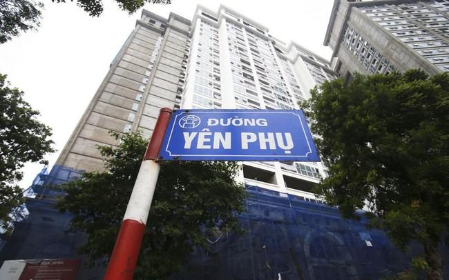 Cao ốc 'áp sát' phố cổ Hà Nội chưa nghiệm thu PCCC đã 'lùa' dân vào ở