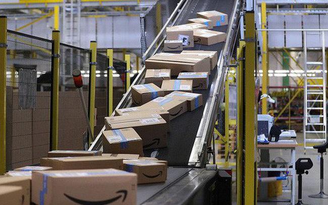"""Vì sao Amazon """"đứt"""" chuỗi lợi nhuận kỷ lục?"""