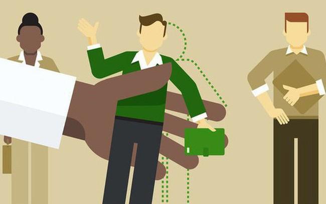 Muốn trở thành một nhân viên giỏi: Tiếp nhận