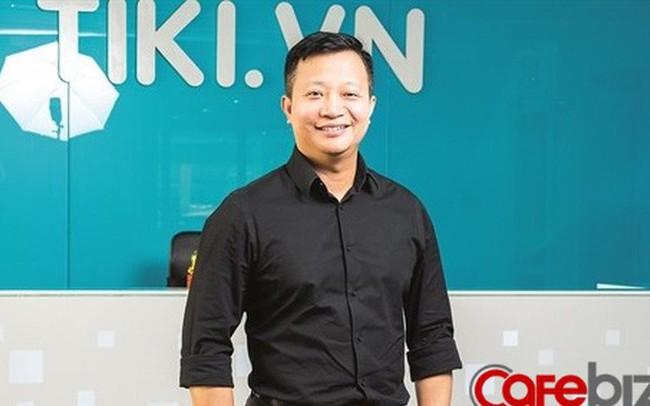Lời khuyên của CEO Tiki Trần Ngọc Thái Sơn dành cho startup: Hãy gọi vốn khi bạn có một giấc mơ lớn gấp 10, gấp 100 lần hiện tại!