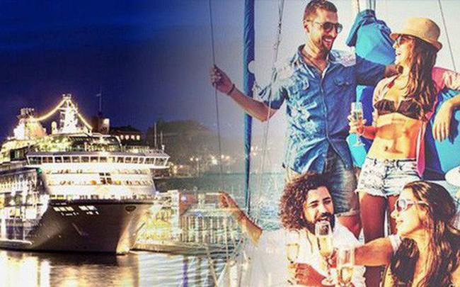 Sự thật gây choáng về những chuyến du thuyền xa hoa: Giờ đây chỉ toàn là say xỉn, đánh lộn, thác loạn và ma túy