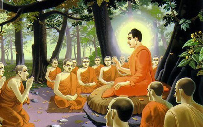 Từ chuyện cái bè qua sông, Đức Phật chỉ ra 1 thói quen khó bỏ khiến con người khổ sở