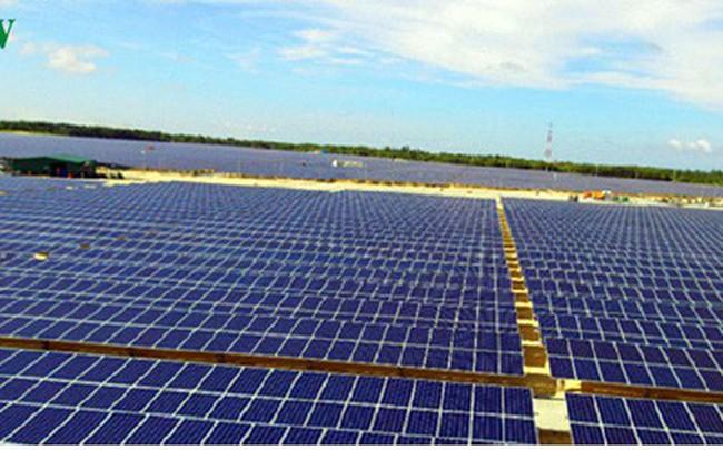 Bộ Công Thương sẽ xem xét phát triển điện mặt trời với cơ cấu hợp lý