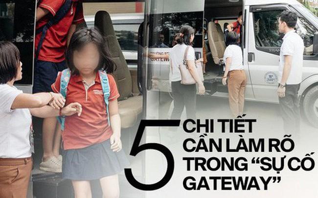 5 câu hỏi lớn cần làm rõ trong vụ bé 6 tuổi tử vong do bị bỏ quên trên ô tô đưa đón của trường Gateway
