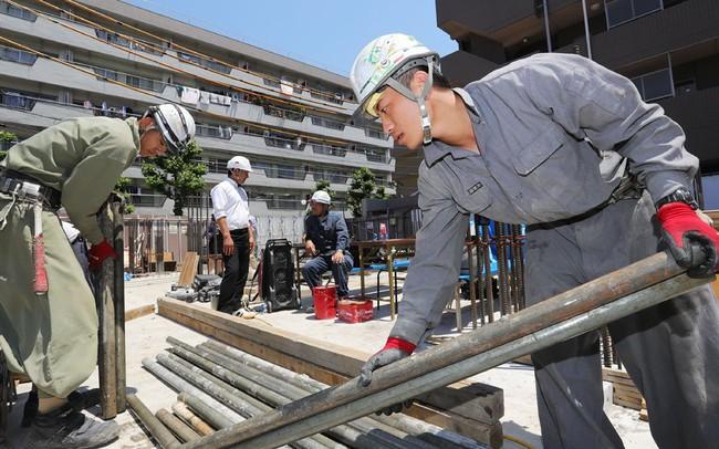 Nhiều cơ hội cho lao động Việt tại Nhật