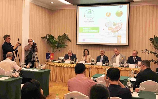 Ngành thực phẩm và đồ uống Việt Nam thu hút các DN ngoại
