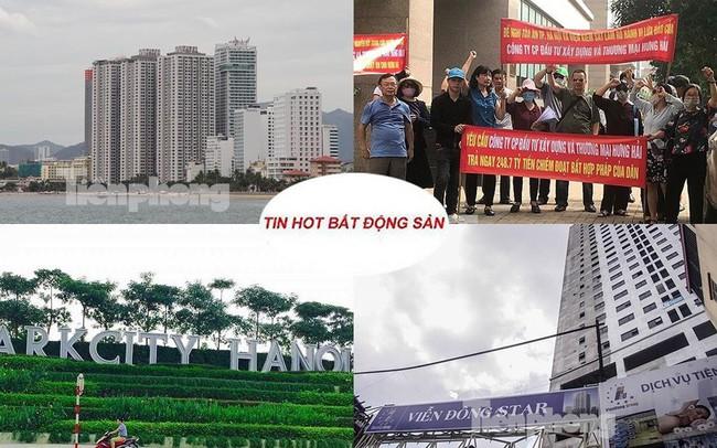 Trầy trật đòi lại trăm tỷ dự án 'ma', bắt giam cán bộ dính sai phạm xây dựng