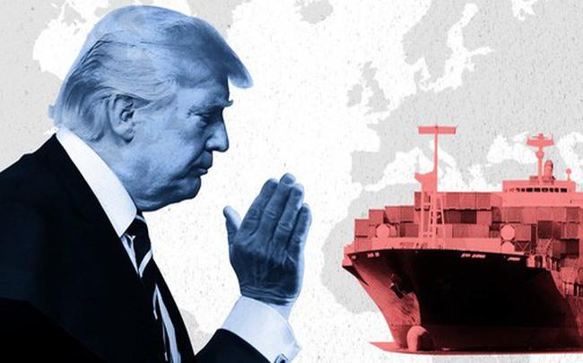 """WSJ: Tung đòn hợp lý, ông Trump khiến kinh tế Trung Quốc lâm nguy - Trung Quốc gặp hạn, Mỹ """"gặp thời""""?"""