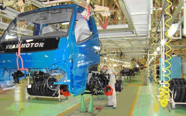 Dự án nhà máy ô tô đội vốn hơn 1.400 tỷ: Thêm nhiều sai phạm của chủ tịch VEAM