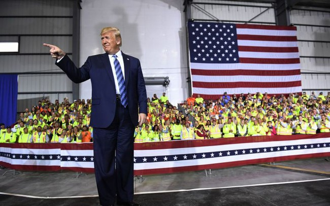 Tổng thống Trump dọa rút Mỹ khỏi WTO nếu 'buộc phải vậy' - ảnh 1