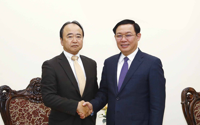 AEON muốn mở rộng đầu tư vào lĩnh vực tài chính ở Việt Nam